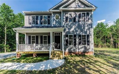 New Kent Single Family Home For Sale: 9140 Rock Cedar