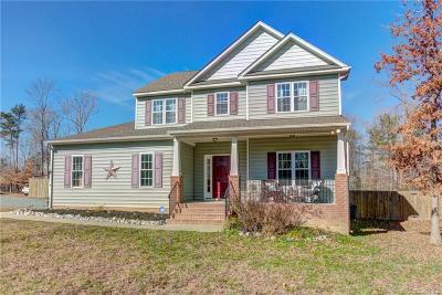 New Kent Single Family Home For Sale: 11650 Oakrise Road