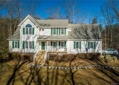 Powhatan Single Family Home For Sale: 3593 Timberview Road