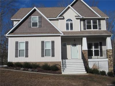 New Kent Single Family Home For Sale: 6156 Antler Hill Court