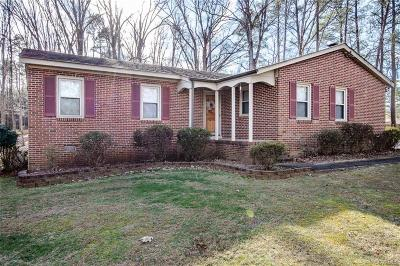 Goochland Single Family Home For Sale: 631 Broad Street Road