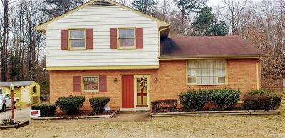 Glen Allen Single Family Home For Sale: 9612 Torno Drive