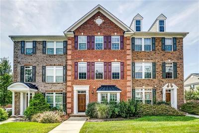 Glen Allen Condo/Townhouse For Sale: 3902 Pumpkin Seed Lane
