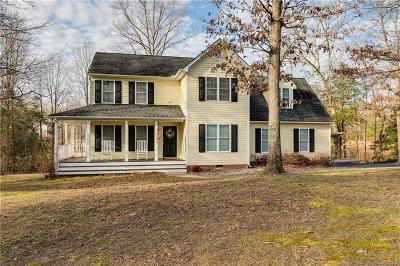 Henrico Single Family Home For Sale: 6147 Bootsie Boulevard