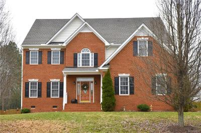 Hanover County Single Family Home For Sale: 9023 Fascine Court