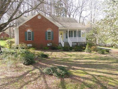Chesterfield County Rental For Rent: 8421 Shannon Road