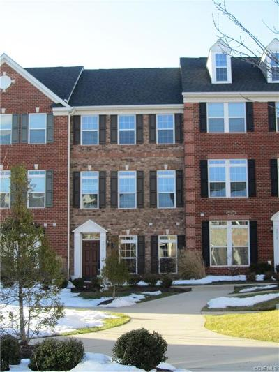 Glen Allen Rental For Rent: 3910 Pumpkin Seed Lane