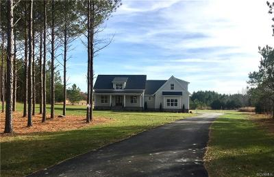 Hanover County Single Family Home For Sale: 15190 Whitetail Hollow Court