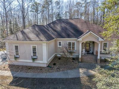 Chesterfield Single Family Home For Sale: 15542 Chesdin Landing Court