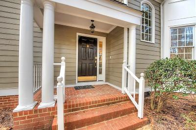 Henrico Condo/Townhouse For Sale: 3804 Wellesley Terrace Circle