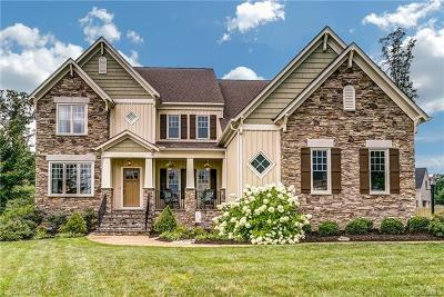 Henrico County Single Family Home For Sale: 6604 Gadsby Park Terrace