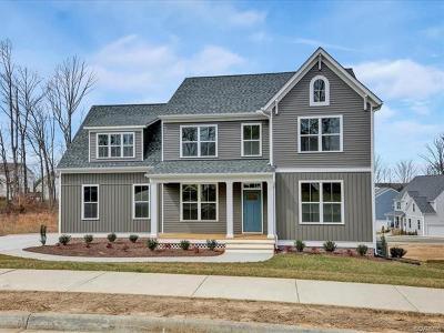 Midlothian Single Family Home For Sale: 13900 St. Elizabeth Drive