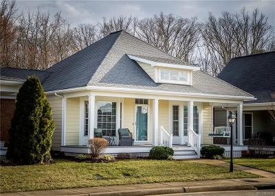 Powhatan Single Family Home For Sale: 2121 Old Homestead Place
