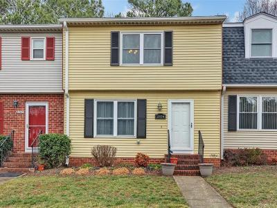 Henrico Condo/Townhouse For Sale: 2604 Chancer Drive