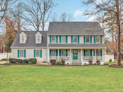 Prince George Single Family Home For Sale: 4481 Branchester