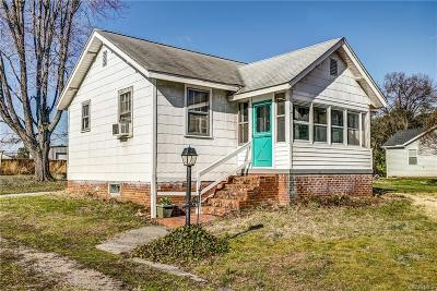 Henrico Single Family Home For Sale: 8504 Broadway Avenue