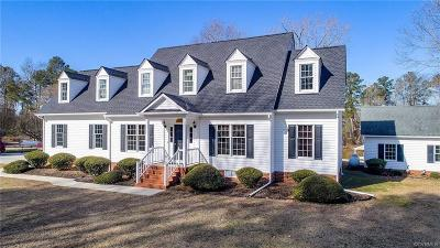 Prince George Single Family Home For Sale: 2728 River Run Road