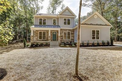Chesterfield Single Family Home For Sale: 12107 Silbyrd Drive