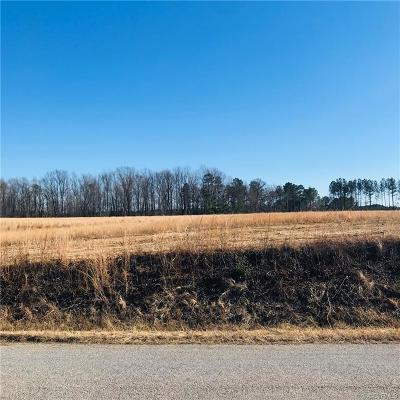 Dinwiddie County Residential Lots & Land For Sale: 0000 Boze Road