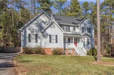 Chester Single Family Home For Sale: 5118 Nairn Lane