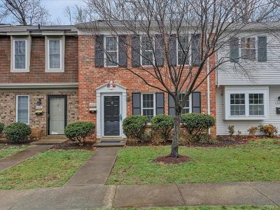 Henrico Condo/Townhouse For Sale: 1620 Heritage Hill Drive