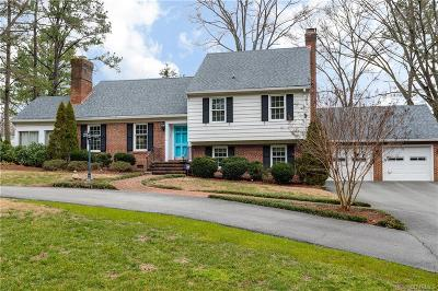 Henrico Single Family Home For Sale: 8702 River Road