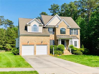 Glen Allen Single Family Home For Sale: 4805 Cobblestone Landing Place
