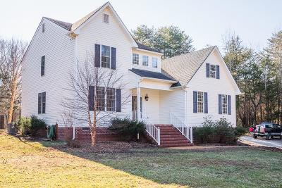 Goochland Single Family Home For Sale: 5271 Chimney Springs Drive