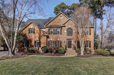 Glen Allen Single Family Home For Sale: 5608 Stoneacre Place