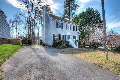 Henrico Single Family Home For Sale: 2524 Sutton Place