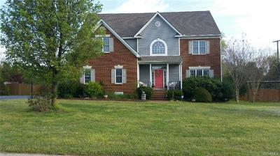 Mechanicsville Single Family Home For Sale: 7156 Sydnor Lane
