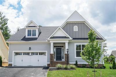 Glen Allen Single Family Home For Sale: Tbd Parkside Village