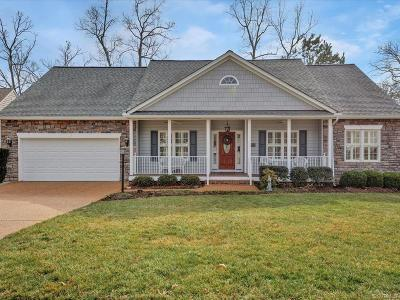 Chesterfield Single Family Home For Sale: 14107 Spyglass Hill Circle