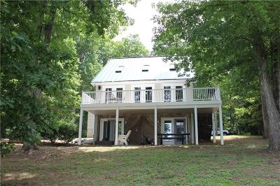 Brunswick County Single Family Home For Sale: 335 Bradley Point Drive