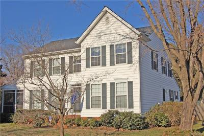 Richmond Single Family Home For Sale: 1306 Peachtree Boulevard