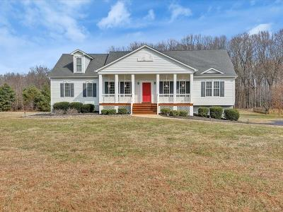 Powhatan Single Family Home For Sale: 3530 Goodwyn Road