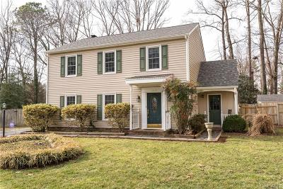 Richmond Single Family Home For Sale: 1808 Red Queen Court