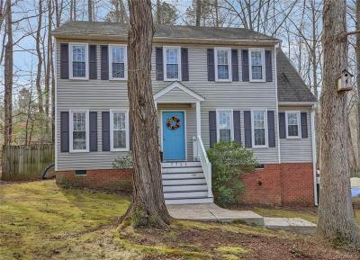 Chesterfield Single Family Home For Sale: 7721 Secretariat Court