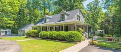 Hanover County Single Family Home For Sale: 16476 Little River Drive