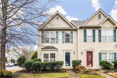 Henrico Condo/Townhouse For Sale: 9300 Stone Meadow Drive