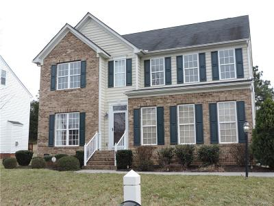 Henrico Single Family Home For Sale: 3116 Macallan Parkway