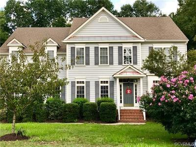 Hanover County Single Family Home For Sale: 9530 Stone Spring Drive
