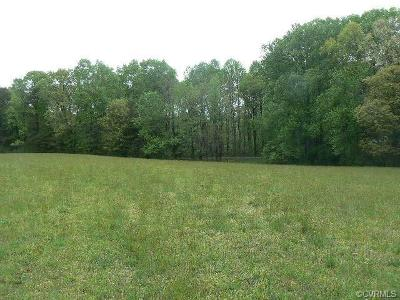 Cumberland VA Land For Sale: $18,000