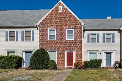 Henrico Condo/Townhouse For Sale: 2278 High Bush Circle
