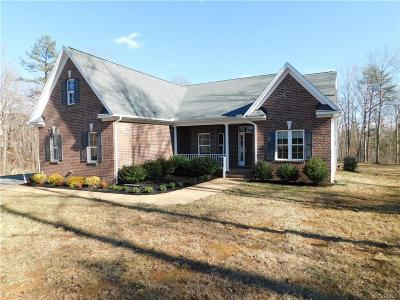 Goochland County Single Family Home For Sale: 4963 Shannon Hill Road