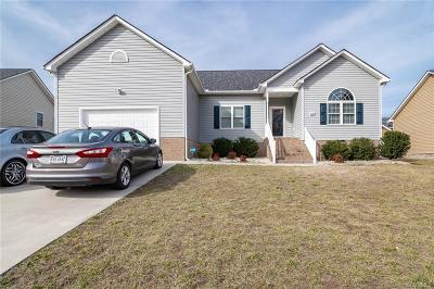 Hopewell Single Family Home For Sale: 616 Yellowstone Drive