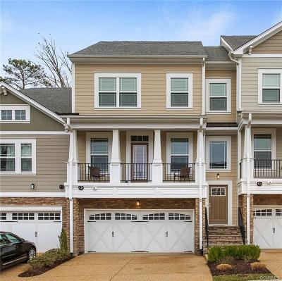 Glen Allen Condo/Townhouse For Sale: 5435 Hickory Ann Drive