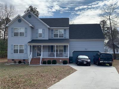 Henrico Single Family Home For Sale: 2905 Webfoot Court