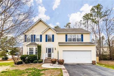 Chesterfield Single Family Home For Sale: 7124 West Road