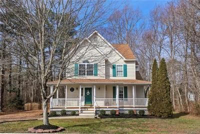 Henrico Single Family Home For Sale: 4900 Claywood Road